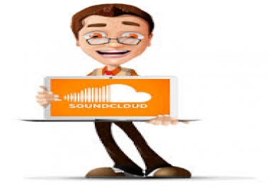 DELIVER 30,000 SOUNDCLOUD PLAYS TO UNLIMITED TRACKS