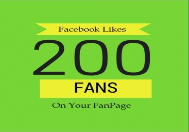 210 Page & Post likes offer