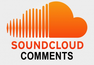 I will Manually get you 50 USA soundcloud comments or