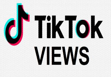 get you 1,000 tiktok views