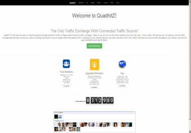 promote your banner ad and website link to oursite