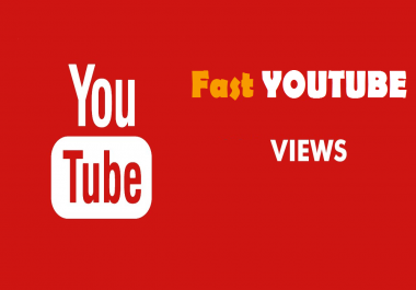 deliver 2500 Youtube Video Views GREAT OFFER LIMITED TOP RATED SELLER