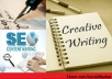 write an exclusive 600 words article on any topic