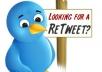 Add 500+ Twitter Retweets very fast