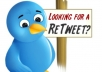 Add 500+ Twitter Retweets very fast