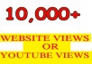 7 Days UNLIMlTED REAL GENUlNE Traffic 4000 Visits 500 Daily TRACKlNG LlNK