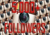 5000 instagram likes within 29 hours