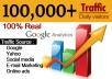 drive 100 000+ Real USA & world wide traffic