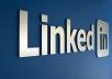 Add LinkedIn 30 Followers from USA
