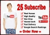promote your youtube channel subscribes