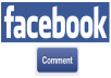 get you 150+ facebook Comment