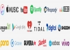 Digital Music Distribution (single)