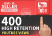 Promote 400 youtube Likes
