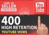 Promote 400 youtube Likes