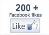 promote your facebook post 200 Like