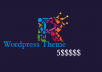 provide you 5000 premium word press responsive themes for 2$