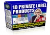 I will provide 10 Plr eBook in various niche for $2