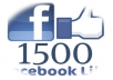 give you 500+ likes on your Facebook fan page