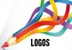 design 2 CREATIVE logo