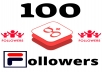 give you 100 google plus real followers