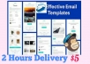 Design Responsive email template