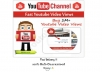 Provide you 1,000 High Quality non drop LifeTime Guaranteed YouTube Video Views