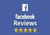 i will promote 50 review your facebook business page
