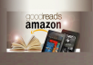 give you 150+ Non Drop Guaranteed Goodreads Followers