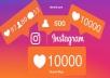 get you 1,000 non drop instagram follower