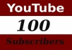 add100+ YOUTUBE subscribers NON DROP AND REAL ORGANIC WITH LIFE TIME GUARANTEED (SUPER FAST)