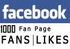 deliver 150 Facebook Fanpage Likes