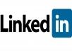 deliver 200 Linkedin ShAres GUARANTEED