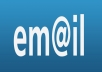 give you 1000 active email