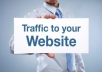 deliver 10000 wolrdwide traffic